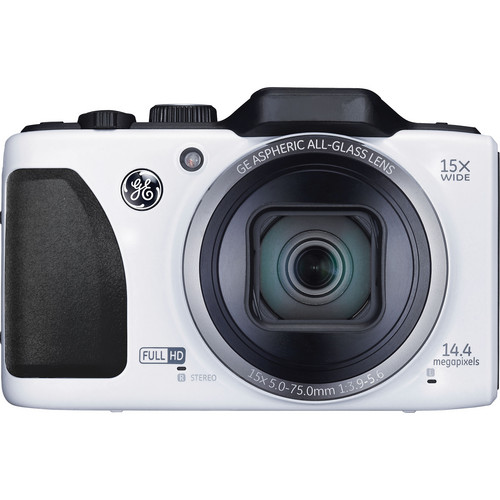 General Electric G100 Digital Camera (White)