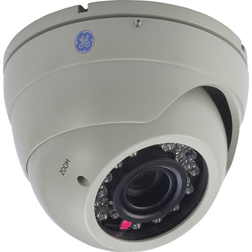 Interlogix TruVision Dome IR High-Res Varifocal Lens Camera (3.5-8mm)