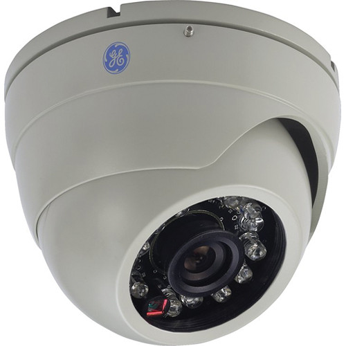 Interlogix TruVision Dome IR Standard-resolution Indoor Camera (380 TVL)