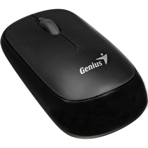 Genius Traveler 6000X Basic Wireless Optical Mouse (Black)