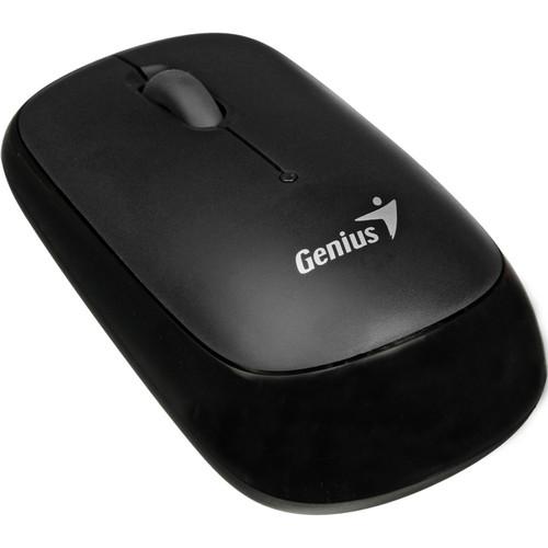 Genius Traveler 6000X Basic Wireless Optical Mouse (Black)