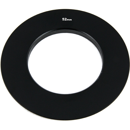 Genustech Adapter Ring for Select Clip-On Matte Boxes (52mm)