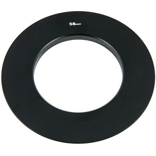 Genustech Adapter Ring for Select Clip-On Matte Boxes (58mm)