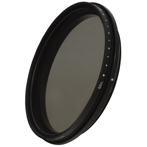 Genustech 72mm Neutral Density Fader Filter