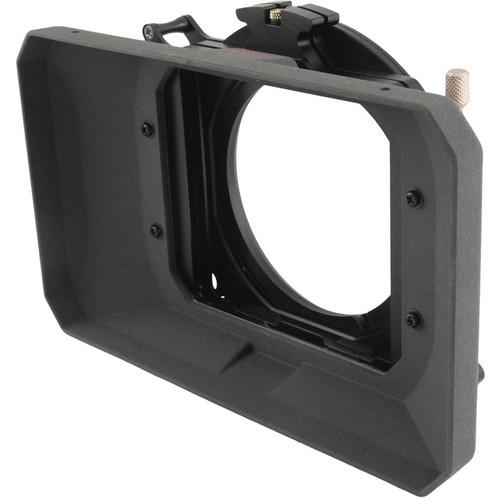 Genustech GWMC Wide 4x4 Matte Box Kit with 58mm Adapter Ring