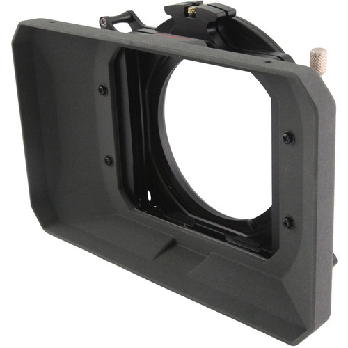 Genustech GWMC Wide 4x4 Matte Box Kit with 77mm Adapter Ring