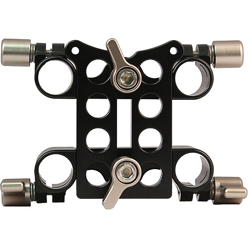 Genustech Adjustable Rod Riser Bracket (15mm)