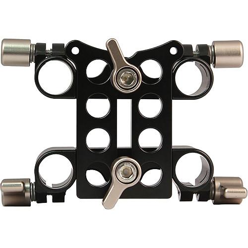 Genustech Adjustable Rod Riser Bracket (15mm)