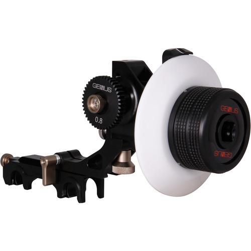 Genustech Superior Follow Focus System for DSLR Cameras