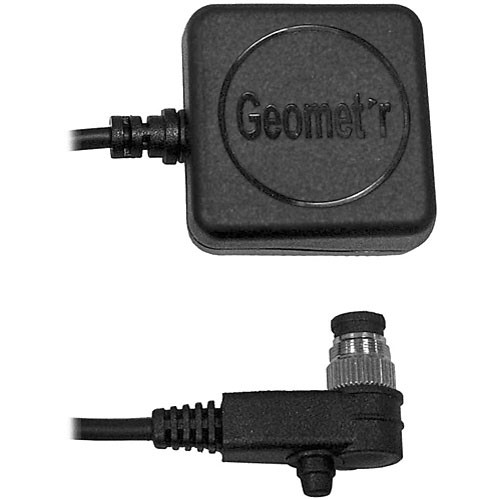 Geomet'r GNC-35 GPS Receiver for Nikon & Fujifilm Digital SLRs