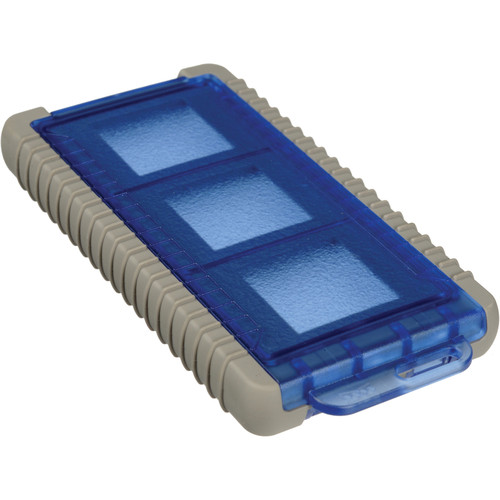 Gepe Card Safe Mini (Blue)