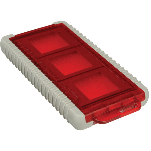 Gepe Card Safe Mini (Red)