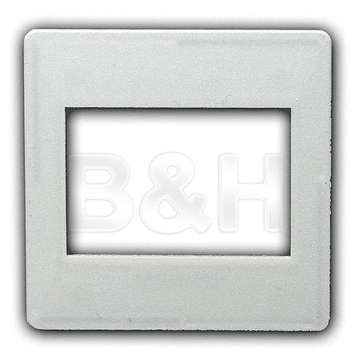 Gepe 35mm (2mm Thick) Anti-Newton Glass Slide Mounts - 20 Mounts