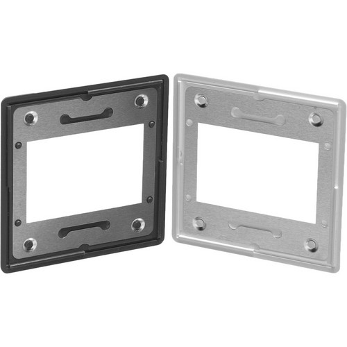 Gepe 24 x 36mm Glassless Slide Mounts with Metal-Mask (2mm-Thick, Type LKM, 100-Pack)