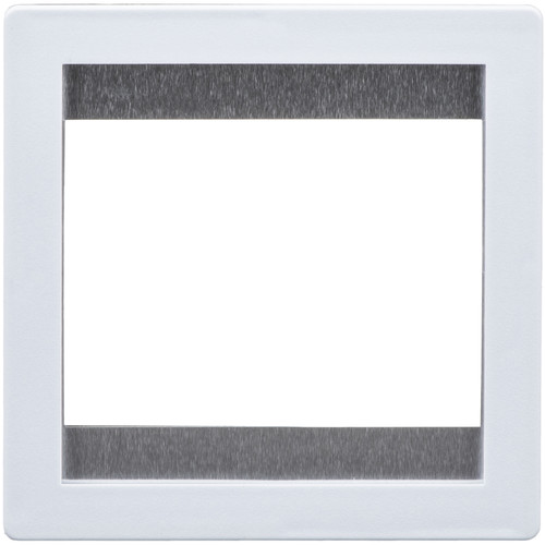 Gepe 6x4.5cm Glassless Slide Mounts with Metal Mask - 20 Mounts