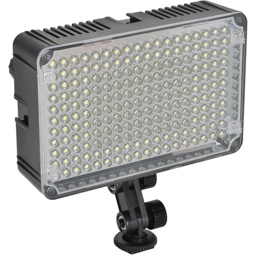 GiSTEQ Flashmate F-160 LED Video Light