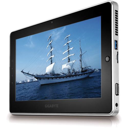 """Gigabyte 320GB S1080 10.1"""" Slate Tablet"""