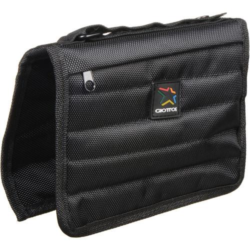"Giottos Medium ""Saddlebag"" Sandbag with Fasteners 1.1 lb x 2 (1 kg)"