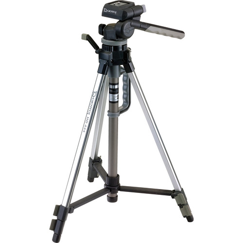 Giottos HD444 Classic Aluminum Tripod with Panhead