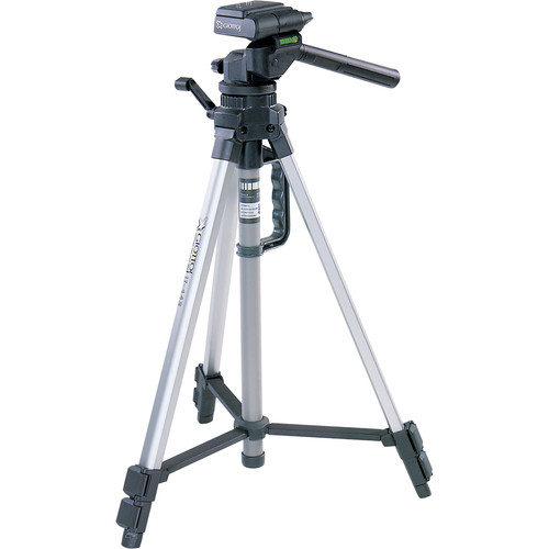 Giottos IY442 3-Section Tripod with Fluid-Effect 3-Way Head