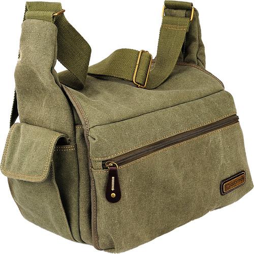 Giottos Lefoto LF5402 Shoulder Bag (Green)