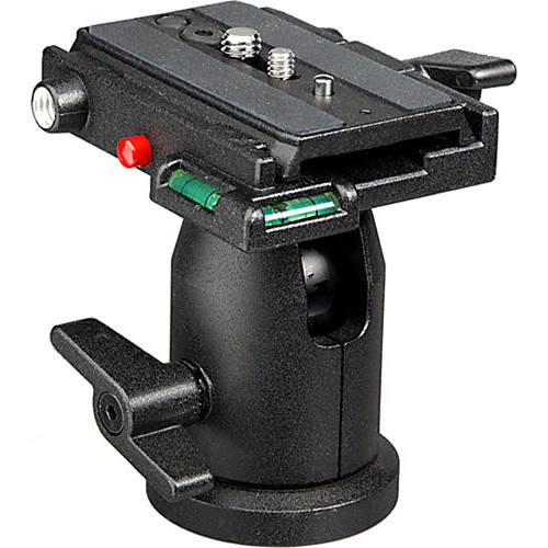 Giottos M7001 Ballhead with Sliding Plate (Quick Release)