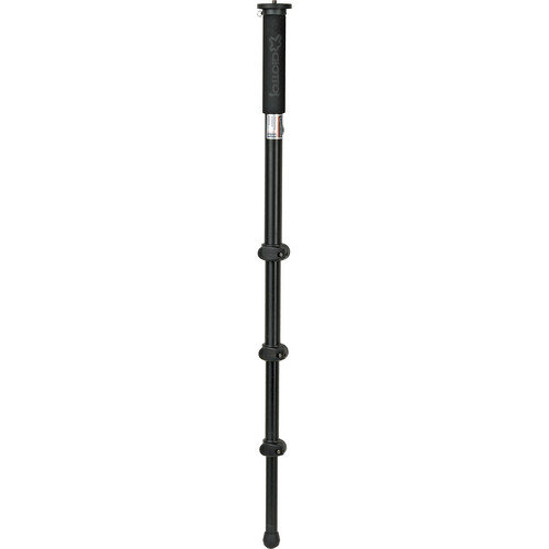Giottos MML 3270B 4-Section Aluminum Monopod - Supports 33 lbs (15kg)
