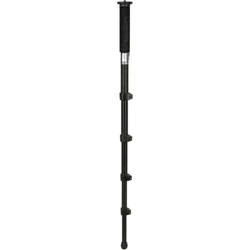 Giottos MML 3290B 5-Section Aluminum Monopod - Supports 33 lbs (15kg)