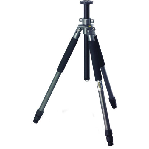 Giottos MT-9251 Classic Aluminum 3-Section Tripod Legs - Supports 11 lbs (5 kg)