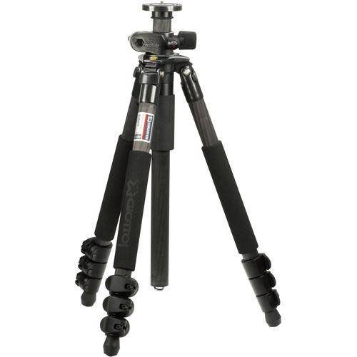 Giottos MTL-8350B Professional Carbon Fiber 4-Section Tripod Legs