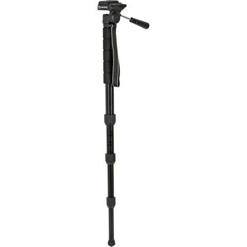 Giottos MV-8250 3-Section Monopod with Pan-Tilt Head