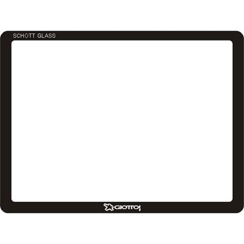 Giottos Aegis Professional M-C Schott Glass LCD Screen Protector for Nikon D300/D300s/D700/D3000/D7000/D90 / Canon 7D / Pentax K5