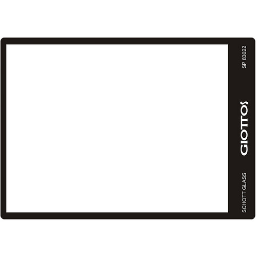Giottos Aegis Professional M-C Schott Glass LCD Screen Protector for Nikon 1 V1 / J1