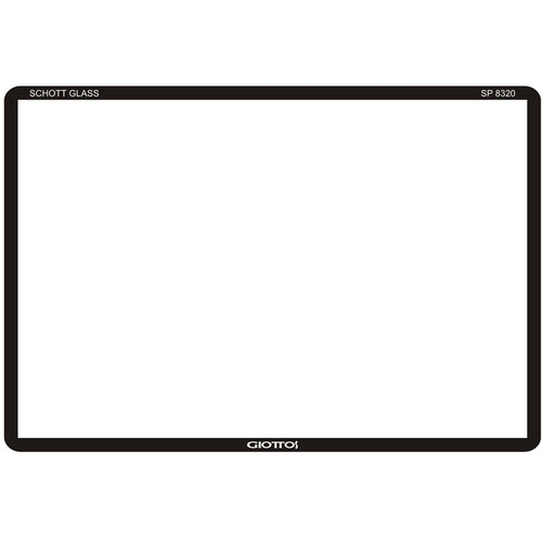 Giottos Aegis Professional M-C Schott Glass LCD Screen Protector for Canon EOS 5D Mark III / 1D X