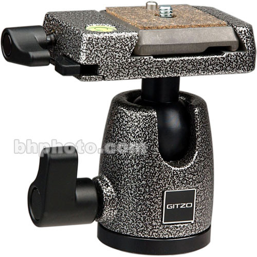 Gitzo G1178M Magnesium Center Ball Head 1