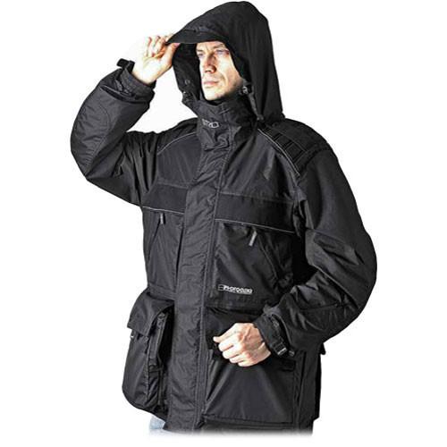 Gitzo Four Season Jacket, X-Large (Black)