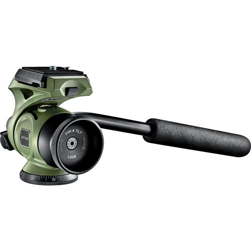 Gitzo GH1720FQR Series 1 Safari 2-Way Magnesium Head with Quick Release