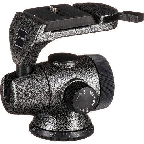 Gitzo GH5750QR Series 5 Off-Center Magnesium Ballhead - Supports 26.5 lbs (12kg)
