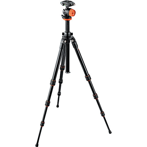Gitzo GK1880CQR Series 1 Basalt Kit w/GT1840C Tripod & GH1781QR Ball Head