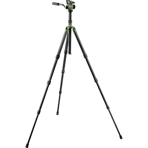 Gitzo SER.2 Safari Traveler BW Tripod Kit (Carbon Fiber)