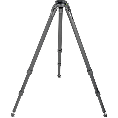Gitzo GT3531LSV Systematic 6X Carbon Fiber Tripod Legs with 75mm Bowl Adapter