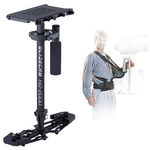Glidecam HD2000 Stabilizer System and Glidecam Body-Pod Kit