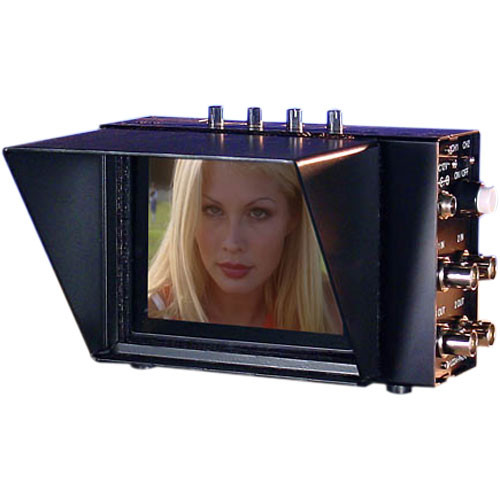 "Glidecam L4-PRO 4"" Active Matrix TFT LCD Monitor"