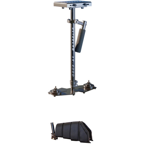 Glidecam XR-4000 Handheld Camera Stabilizer With Forearm Brace Kit