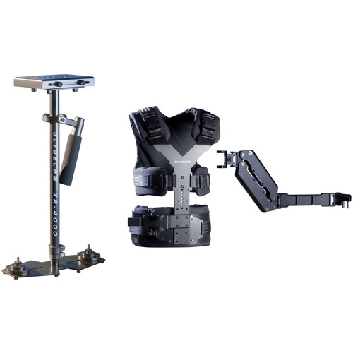 Glidecam XR-4000 Handheld Camera Stabilizer With Smooth Shooter Kit