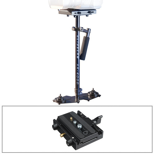 Glidecam XR-4000 Handheld Camera Stabilizer and Rapid Connect Adapter Kit