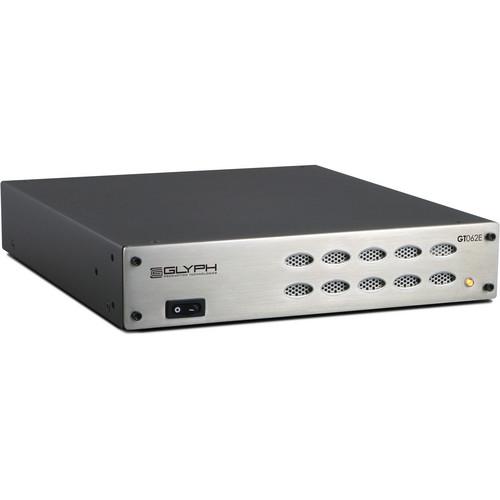 Glyph Technologies 4TB GT062EF RAID Dual Hard Drive Array (7200 RPM)