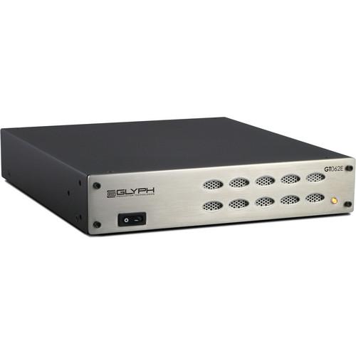 Glyph Technologies 8TB GT062E RAID Dual Hard Drive Array