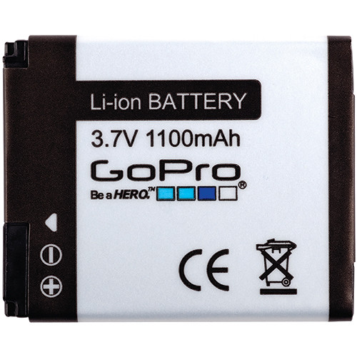 GoPro Rechargeable Li-Ion Battery for HD HERO / HD HERO2