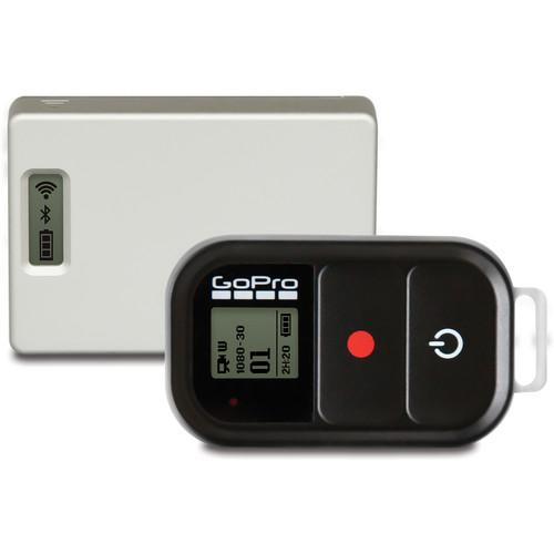 GoPro Wi-Fi BacPac + Wi-Fi Remote Combo Kit